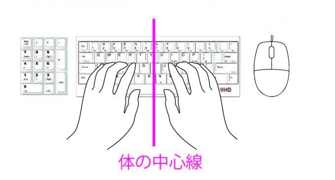 キーボードの位置-06