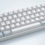 HHKBでDTP | 外付テンキーを左側に配置して、キーボードを体の中央に寄せるの巻